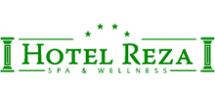 Kurhaus »Reza« Logo