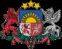 Lettland Wappen