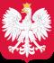Das polnische Wappen