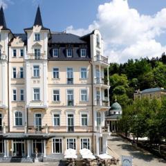 Kurhotel »Sun«  Hauptgebäude