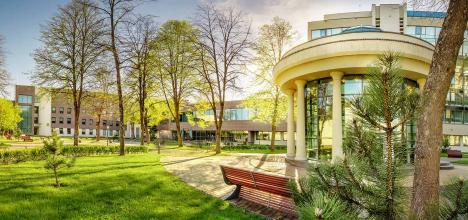 Preissenkung auf die Kur in Grand Spa Lietuva