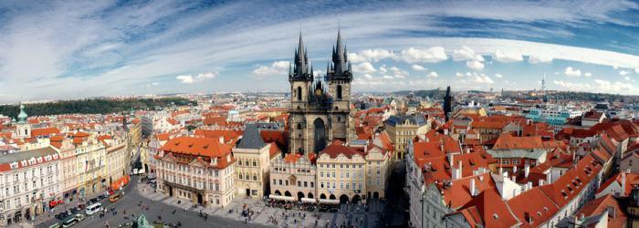 Tschechien, Prag