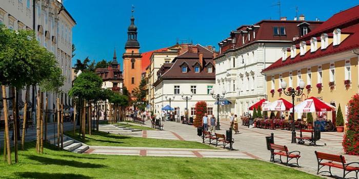 Bad Warmbrunn - Cieplice Śląskie-Zdrój