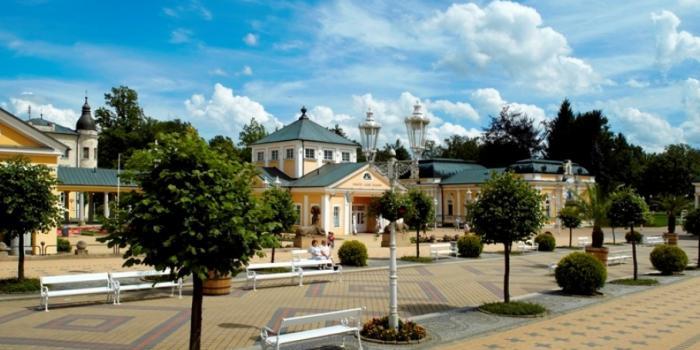 Franzensbad - Františkovy Lázně