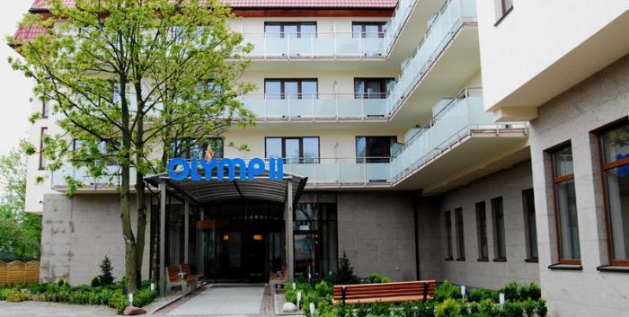 best sell the best new lifestyle Kurhaus »Olymp II« | bei SPAKURORT mit 7% Rabatt